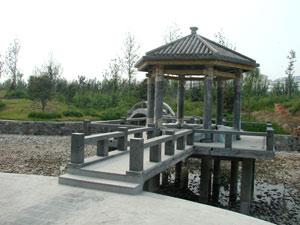 古建 古建展示 产品中心 保定中林园林绿化有限公司